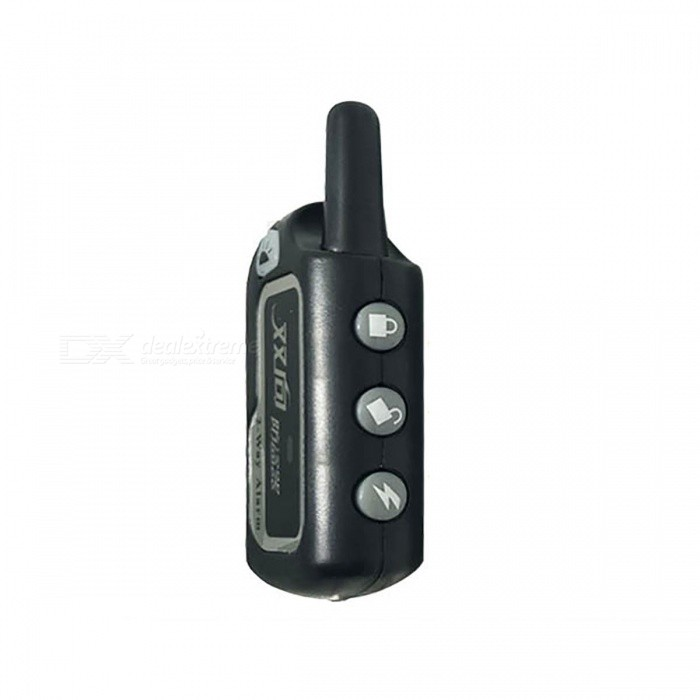 2 Way Motorcycle Universal Security Alarm Auto Scooter SystemMotorcycle Alarm &amp; Security<br>Form  ColorBlackSpeaker Volume105-125 DX.PCM.Model.AttributeModel.UnitPacking List1 x Motorcycle alarm host machine2 x remote controls (batteries included) 1 x wire1 x usage Instruction<br>