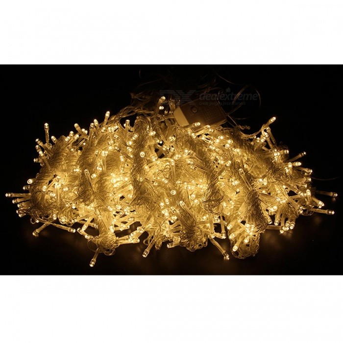 3x3m 300-LED Decorative Twinkle LED String Light White