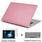 "Funda portátil para Apple MacBook Air 11 ""- Rosa mate"