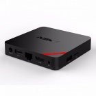 T95N Android 6.0 Amlogic S905X 64bit Smart TV Box - Black (EU Plug)