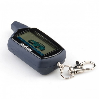 A91 LCD Remote Controller for Starline A91 Two-Way Car Alarm System