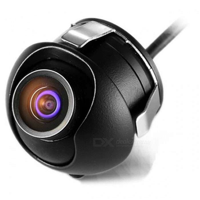 CCD HD Night Vision Car Front Side Reverse Camera - No Line/BlackRearview Mirrors and Cameras<br>Form  ColorFront Side No Line - BlackModel-Quantity1 setMaterialABS + Aluminium AlloyCompatible MakeOthers,UniversalCompatible Car ModelUniversalStyleExternalWater-proofYesPacking List1 x Car Camera<br>