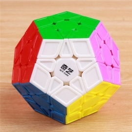 12-Side-Megaminx-Magic-Speed-Cube-Colorful