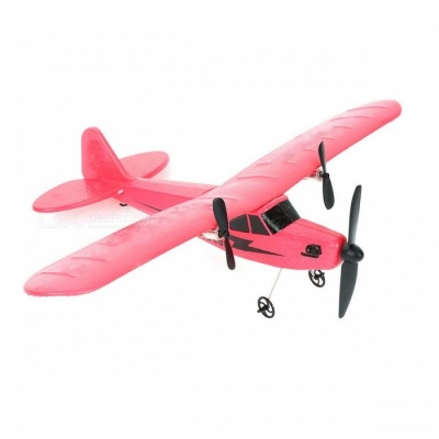 150m Distance RC Plane Toy for Kids Children Gift - Red