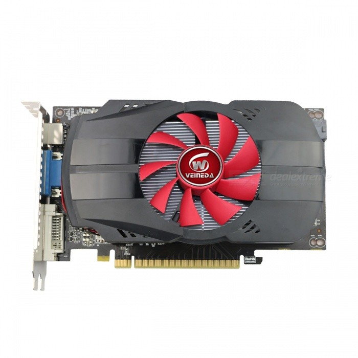 Buy 2GB GDDR5 256Bit Graphic Card for ATI Radeon InstantKill GTX650, GT730 with Litecoins with Free Shipping on Gipsybee.com