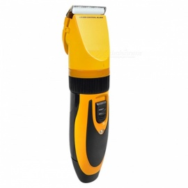 ZP295-Portable-Professional-Dog-Hair-Trimmer-Yellow