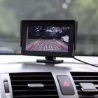 Car Auto Parking Assistance CCD Rear View Camera - Black