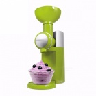 DIY Fruit Dessert Ice Cream Maker Milkshake Machine (US Plug)
