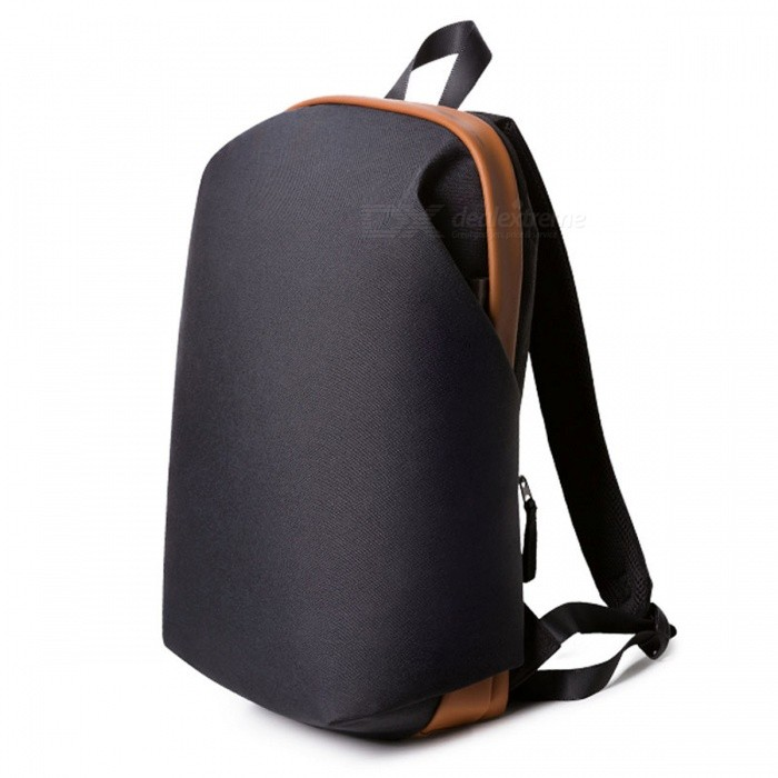 Original Meizu Waterproof Laptop Backpack Bag - BlackOther Consoles Accessories<br>Form  ColorBlackQuantity1 DX.PCM.Model.AttributeModel.UnitMaterial100% Oxford Cloth, ZipperedShade Of ColorBlackPacking List1 x Bag<br>