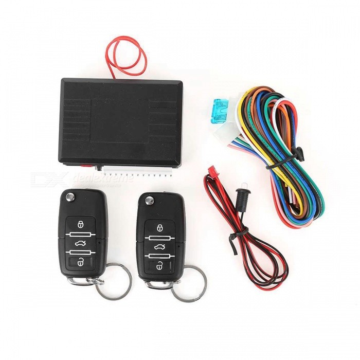 Car Auto Remote Central Kit Door Lock Vehicle Keyless Entry System