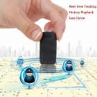 D3 Mini GPS Tracker with Real-time Call Voice Monitoring Web, App Tracking for Children Elderly Pets