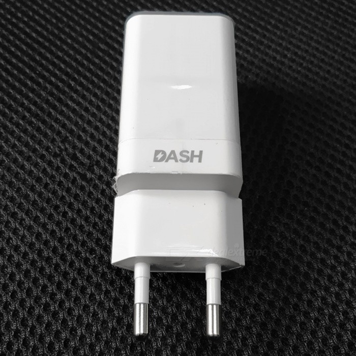Oneplus Dash Charge Wall Charger for Oneplus 5 / 3T / 3 - WhiteAC Chargers<br>Form  ColorWhiteModel-MaterialABSQuantity1 DX.PCM.Model.AttributeModel.UnitCompatible ModelsOneplus 5/3T/3 and more devicesInput Voltage100-240 DX.PCM.Model.AttributeModel.UnitOutput Current4 DX.PCM.Model.AttributeModel.UnitOutput Voltage5 DX.PCM.Model.AttributeModel.UnitSplit adapter number1Power AdapterEU PlugQuick ChargeyesCertificationCCC,GS,CE,RoHS,WEEEPacking List1 x Charger<br>