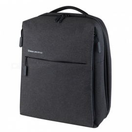 Xiaomi-Backpack-Mi-Minimalist-Urban-Life-Style-Polyester-Backpack-for-School-Business-Travel-Black
