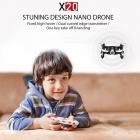 SYMA X20 2.4GHz Mini Drone 6 Axis Gyro RTF RC Quadcopter with Headless Mode / 3D Flip - Black