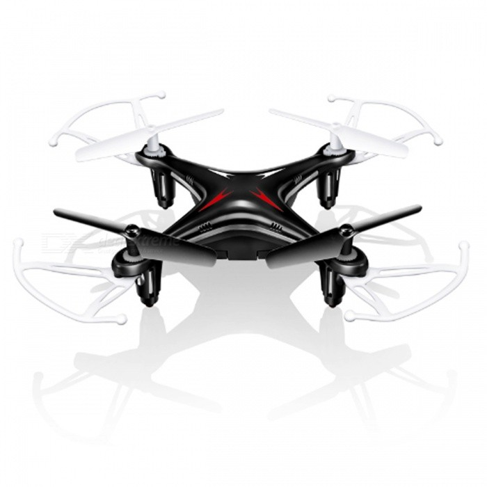 SYMA X13 4 Channel 6-Axis RC Helicopter Mini Quadcopter Drone with 3D Roll / Headless Mode - BlackR/C Airplanes&amp;Quadcopters<br>Form  ColorBlackModelN/AMaterialPlasticQuantity1 DX.PCM.Model.AttributeModel.UnitShade Of ColorBlackGyroscopeYesChannels Quanlity4 DX.PCM.Model.AttributeModel.UnitFunctionOthers,Left&amp;Right fly side, handheld left to fly, left&amp;right mode switch, high&amp;low speed switch, 3D roll, headless mode.Remote TypeRadio ControlRemote control frequency2.4GHzRemote Control RangeAbout 50 DX.PCM.Model.AttributeModel.UnitSuitable Age 8-11 years,12-15 years,Grown upsCameraNoLamp YesBattery TypeLi-ion batteryBattery Capacity200 DX.PCM.Model.AttributeModel.UnitCharging TimeAbout 60-70 DX.PCM.Model.AttributeModel.UnitWorking Time5-7 DX.PCM.Model.AttributeModel.UnitRemote Controller Battery TypeAARemote Controller Battery Number4 * AA battery (not included)Remote Control TypeWirelessModelMode 2 (Left Throttle Hand)Other Featureshttps://www.aliexpress.com/store/product/Syma-X13-4-Channel-6-Axis-Mini-Quadcopter-Drone-Throwing-Flight-Headless-without-Camera-USB-Charging/2142109_32659669566.html?spm=2114.12010615.0.0.7547f5c6rbMGdfPacking List1 x Syma X13 RC Quadcopter1 x Transmitter 1 x USB Charging Cable 1 x 3.7V 200mAh Li-Po Battery 1 x English manual<br>