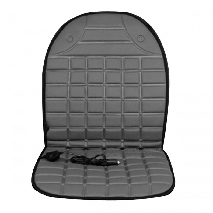 Universal Electric Heated Car Seat Cover Cushion Pad For Winter