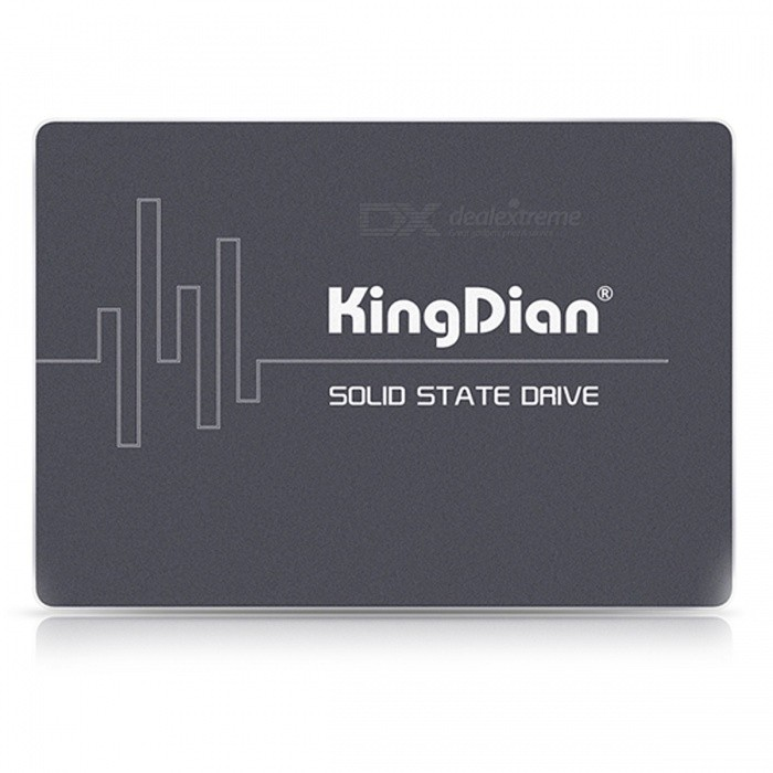 KingDian SATA3 2.5 Inches 120GB HDD Hard Drive Disk SSDHDD &amp; SSD<br>Form  ColorS400 120GBModelS200Quantity1 DX.PCM.Model.AttributeModel.UnitMaterialABSInterfaceSATA 3.0Capacity / ROM64GBForm Factor2.5Cache128/256MBMax Sequential Read/Max Sequential Write/BrandKingDianTypeSSDApplicationLaptop  (2.5, M.2, mSATA)ApplicationLaptop PC,Desktop PCPacking List1 x 120GB SSD<br>