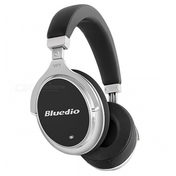 Bluedio F2 Active Noise Cancelling Wireless Bluetooth Headphones - BlackHeadphones<br>Form  ColorBlackBrandBluedioModelBluedio F2MaterialPlastic + MetalQuantity1 DX.PCM.Model.AttributeModel.UnitConnectionBluetoothBluetooth VersionBluetooth V4.2Operating Range10MConnects Two Phones SimultaneouslyYesHeadphone StyleBilateral,HeadbandWaterproof LevelOthers,SweatproofApplicable ProductsUniversalHeadphone FeaturesPhone Control,Long Time Standby,Noise-Canceling,Volume Control,With Microphone,Portable,For Sports &amp; ExerciseSupport Memory CardNoSupport Apt-XNoSensitivity116dBFrequency Response15-25000HzImpedance16 DX.PCM.Model.AttributeModel.UnitBattery TypeLi-ion batteryStandby Time650 DX.PCM.Model.AttributeModel.UnitTalk Time16 DX.PCM.Model.AttributeModel.UnitMusic Play Time16 DX.PCM.Model.AttributeModel.UnitPacking List1 x Headphones1 x Carrying case1 x Drawstring carry bag1 x User manual1 x Buckle1 x Type-c charging cable1 x 3.5mm to type-c audio cable<br>