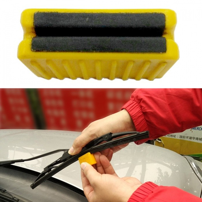 Universal Auto Car Window Wiper Blade Repair Tool for BMW Mazda VW Buick Jeep - YellowOthers<br>Form  ColorYellowModel-Quantity1 DX.PCM.Model.AttributeModel.UnitMaterialPCPacking List1 x Tool<br>