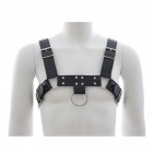 Punk-Style-Premium-Leather-Harness-Body-Shoulder-Strap-Binding-Cage-Sculptures-Breast-Belt-O-Metal-Circle-Leather-Pants-Braces
