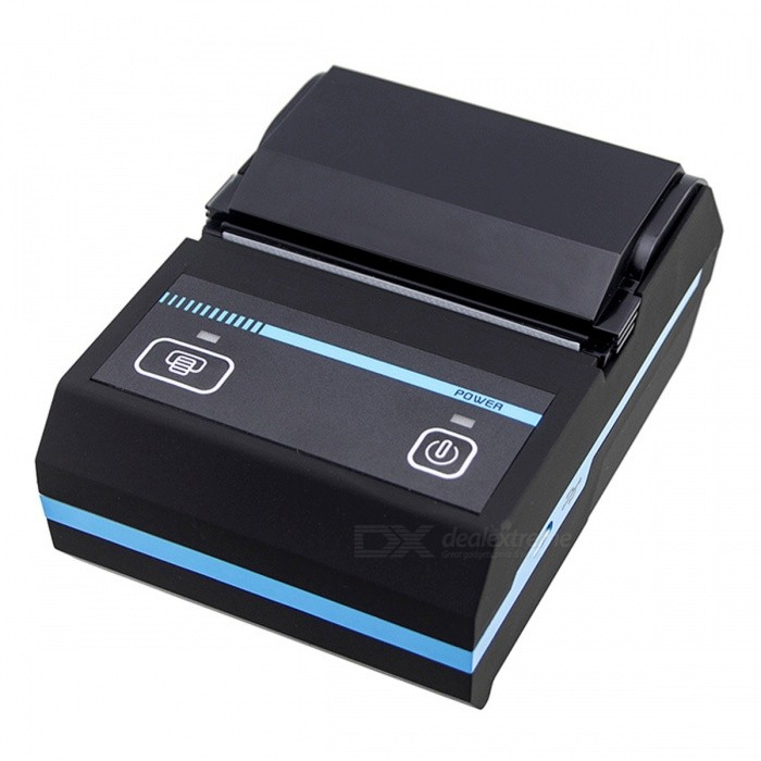 NT-1880 Portable 58mm Bluetooth Mobie APP 2D QR Code Thermal Receipt Printer, Support Android /IOS for StorePrinter Parts &amp; Supplies<br>Form  ColorBlackModelNT 1880Quantity1 DX.PCM.Model.AttributeModel.UnitMaterialABSPacking List1 x Bluetooth Thermal Receipt Printer<br>