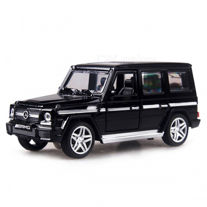 G65 1:32 Scale 15cm Alloy SUV Car Pull Back Diecast Model Toy for Children - BlackOther Toys<br>Form  ColorBlackModelG65MaterialAlloy, PlasticQuantity1 DX.PCM.Model.AttributeModel.UnitSuitable Age 3-4 years,5-7 years,8-11 yearsPacking List1 x Car<br>