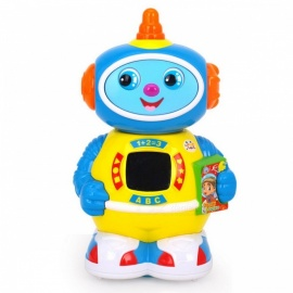 Musical-Rotating-Robot-Walking-Lighted-Electronic-Toy-for-Kids