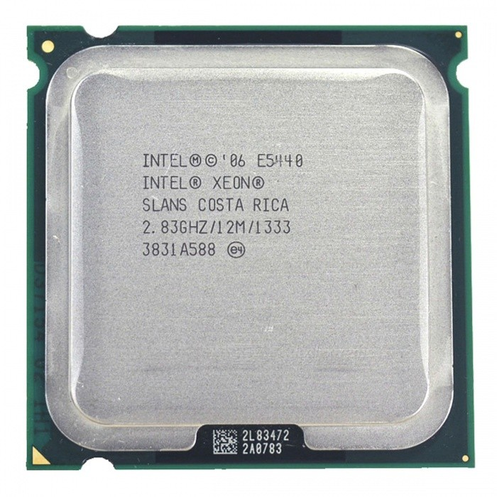 Buy Intel Xeon E5440 2.83GHz 12MB Quad-Core CPU Processor Works on LGA775 Motherboard with Litecoins with Free Shipping on Gipsybee.com