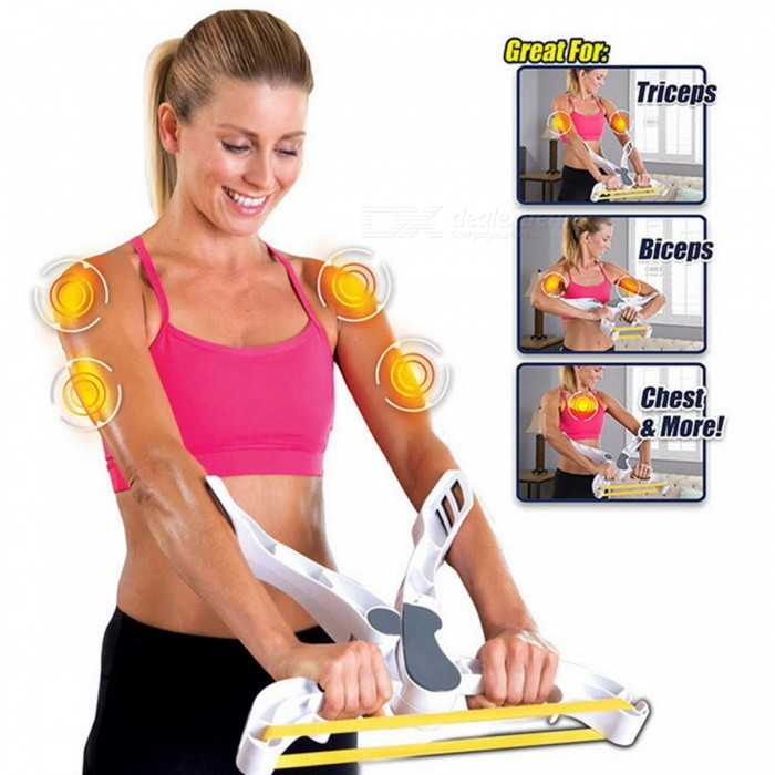 Buy Arm Forearm Wrist Exerciser, Drop Shipping Grip Force Strengthen Fitness Equipment for Men, Women with Litecoins with Free Shipping on Gipsybee.com