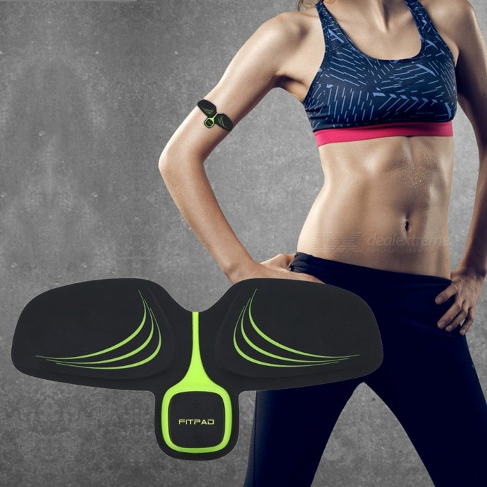 Fitness Pad, Abdominal Exercisers Muscle Training Gear, Body Fit Toning Belt for sale in Bitcoin, Litecoin, Ethereum, Bitcoin Cash with the best price and Free Shipping on Gipsybee.com