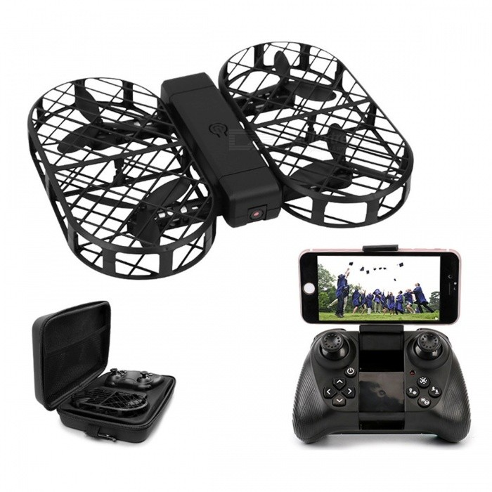 RC Quadcopter Foldable Drone with Camera hd 480P 720P FPV WiFi Control 2.4G 4CH 6 Axis Gyro with Ba14444444
