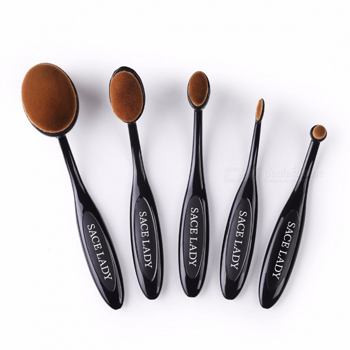 SACE LADY Makeup Brushes Set, Foundation Toothbrush Highlighter Brush Kit, Eyeshadow Eyeliner Powder Cosmetic Make Up Tool  1 BrushMake-up Brushes<br>Description<br><br><br><br><br>Item Type: Makeup Brush<br><br><br>Brand Name: sace lady<br><br><br><br><br>Brush Material: Synthetic Hair,Plastic<br><br><br>Handle Material: Plastic<br><br><br><br><br>Material: Synthetic Hair<br><br><br>Used With: Foundation<br><br><br><br><br><br><br><br><br>Used With 2: Eye Shadow <br><br><br>Used With 3: Powder <br><br><br>Used With 4: Blusher <br><br><br>Used With 5: Concealer <br><br><br>Used With 6: Eyeliner <br><br><br>Used With 7: Highlighter <br><br><br>Description: <br><br>These&amp;nbsp;essential&amp;nbsp;eye&amp;nbsp;brushes&amp;nbsp;are&amp;nbsp;ideally&amp;nbsp;for&amp;nbsp;liquids,&amp;nbsp;powders,&amp;nbsp;or&amp;nbsp;creams&amp;nbsp;to&amp;nbsp;produce&amp;nbsp;a&amp;nbsp;beautiful&amp;nbsp;eye&amp;nbsp;makeup&amp;nbsp;application.&amp;nbsp;The&amp;nbsp;set&amp;nbsp;includes&amp;nbsp;eye&amp;nbsp;shadow&amp;nbsp;brush,&amp;nbsp;foundation&amp;nbsp;brush,&amp;nbsp;eyeliner&amp;nbsp;brush,&amp;nbsp;concealer&amp;nbsp;brush&amp;nbsp;for&amp;nbsp;daily&amp;nbsp;use.&amp;nbsp; <br><br><br>Each brushes was assembled by hand and packed individually. <br><br><br>Highest quality material, high density bristle, Does Not Shed ! <br><br><br>&amp;nbsp;<br><br><br>Brand: SACE LADY <br><br><br>Origin: Guangzhou&amp;nbsp; <br><br><br>SGS Certification: EU GMPC (ISO22716) , US GMPC (FDA) <br><br><br>Quality:Organic Ingredients, Alcohol-free, No sensitive, Safe-tested <br><br><br>Suitable: All Skin Types<br>