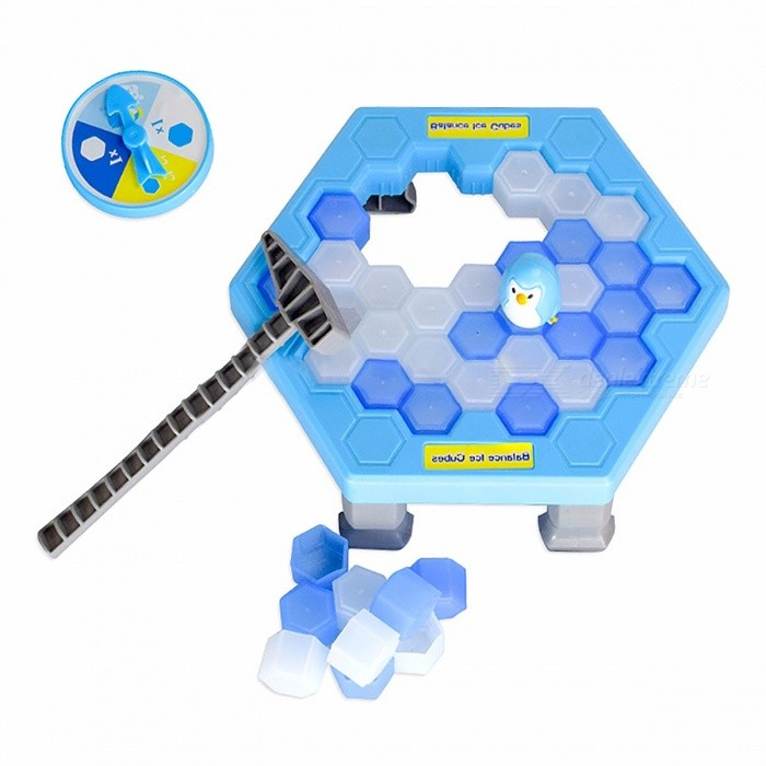 Save-The-Penguin-Ice-Breaking-Toys-Great-Family-Gifts-Desktop-Game-Fun-Game-Who-Make-The-Penguin-Fall-Off-Lose-This-Game-Blue(Original-box)
