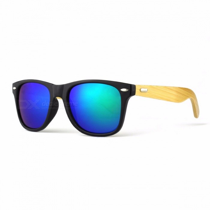 Kdeam-Womens-Stylish-UV400-Protection-Sunglasses-Farer-Fashion-Wooden-Cool-Anti-Reflective-Sunglasses-GreenYellow