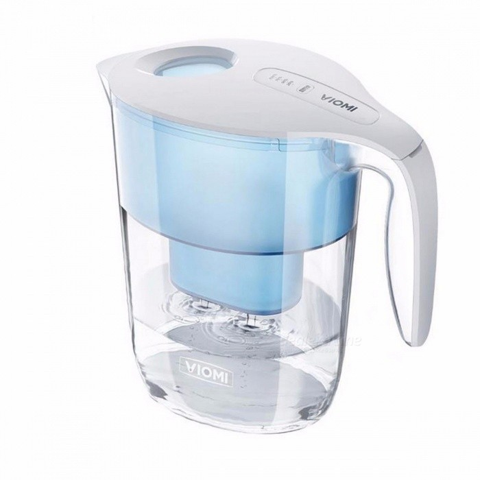 Xiaomi-VIOMI-35L-Water-Filter-Pitcher-Filtration-Dispenser-Cup-with-7-Multipurpose-Filter-Water-Purifier-for-Healthy-only-3pcs-Filter