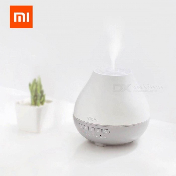 Original xiaomi Mijia Viomi  Air Humidifier , Aromatherapy Machine Bluetooth led light Smart App Remote Control Music Speakers  Standard EditionDescription<br><br><br><br><br>Features: Remote Control,Magnetic,Slot,Flashing,Musical<br><br><br>Control Channels: 2 Channels<br><br><br><br><br>State of Assembly: Ready-to-Go<br><br><br>Brand Name: xiaomi<br><br><br><br><br>Scale: 1:12<br><br><br><br><br><br><br><br><br>It may also help with insomnia, cough and cracked skin from lack of humidity and easy to relax.<br><br><br>It is portable, easy to move from room to room.<br><br><br>Unbeatable high capacity oil diffuser to decorate a office, bedroom, spa, yoga, bathroom, church,livingroom, massage studio, etc. Place it on a desk, counter, dining table, or tabletop helps deodorize air of strong tobacco, pet odors etc.<br><br><br>Timer setting and 4 colors LED night light:you can set the appropriate time, warm night light function to protect your eyes ,you also can set your favorite color or select color rotate option.<br><br><br>Automatic shut off safety system when it is dumping.<br><br><br>Whisper-quiet portion increases air moisture for easier breathing and a good night sleep.<br><br><br>Water tank capacity&amp;nbsp;: 200ml<br><br><br>product size&amp;nbsp;: 150mm*143mm*150mm<br><br><br>Product lighting&amp;nbsp;?4-color gradient breathing ambient light<br><br><br>Timing mode&amp;nbsp;?1/3/5 hours<br><br><br>Rated voltage&amp;nbsp;?220v<br><br><br>rated power&amp;nbsp;&amp;nbsp;?12w<br>