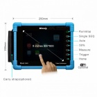 100MHz 4CH 28Mpts Digital Tablet Oscilloscope TO1104 Oscilloscopes Automotive Diagnostic Touchscreen Digital Oscilloscope TO1104 100MHz 4CH