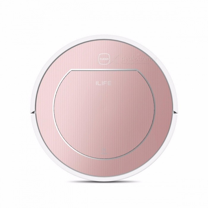 Buy ILIFE V7s Pro Robot  Vacuum Cleaner  with Self-Charge Wet Mopping Intelligent Remote Control Sweeping Robot - EU with Litecoins with Free Shipping on Gipsybee.com