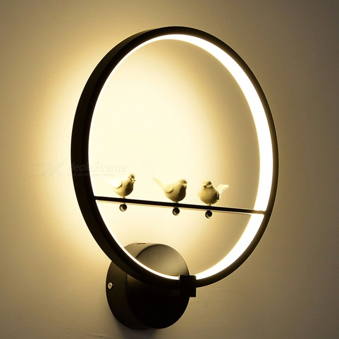 YGFEEL 18W LED Wall Lamp, Modern Creative Bedroom Beside Wall Light for Indoor Living Room Dining Room Corridor Lighting Warm White (2700-3500K)/BlackWall Lights<br>Description<br><br><br><br><br>Item Type: Wall Lamps<br><br><br>Certification: CE<br><br><br><br><br>Technics: Painted<br><br><br>Power Source: AC<br><br><br><br><br>Body Material: Iron<br><br><br>Shade Type: Shadeless<br><br><br><br><br>Light Source: LED Bulbs<br><br><br>Is Bulbs Included: Yes<br><br><br><br><br>Lighting Area: 3-5square meters<br><br><br>Body Color: White,Black<br><br><br><br><br>Brand Name: ygfeel<br><br><br>Installation Type: Wall Mounted<br><br><br><br><br>Shade Direction: Up &amp;amp; Down<br><br><br>Voltage: 90-260V<br><br><br><br><br>Number of light sources: & 20<br><br><br>Application: Foyer<br><br><br><br><br>Usage: Emergency<br><br><br>Base Type: Wedge<br><br><br><br><br>Is Dimmable: No<br><br><br>Style: Art Deco<br><br><br><br><br>Material: Metal<br><br><br>Switch Type: Other<br>