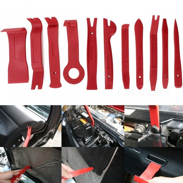 Universal Car Door Interior Clip Panel Dashboard Installation Removal Pry Tool