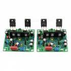 KIT amplificador stereo 100+100W