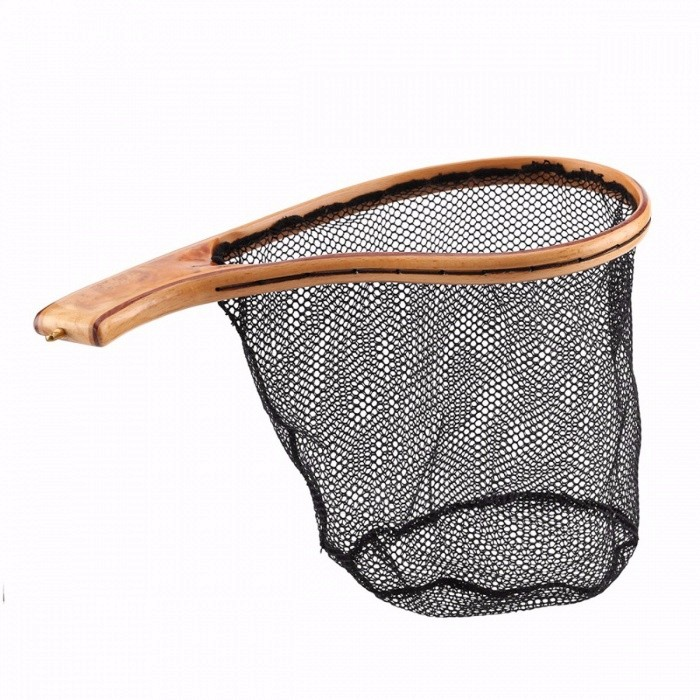 SeaKnight-Portable-Small-Size-Hand-Fishing-Landing-Net-w-Waterproof-Wooden-Handle-for-Fly-Fishing-Straight-Handle