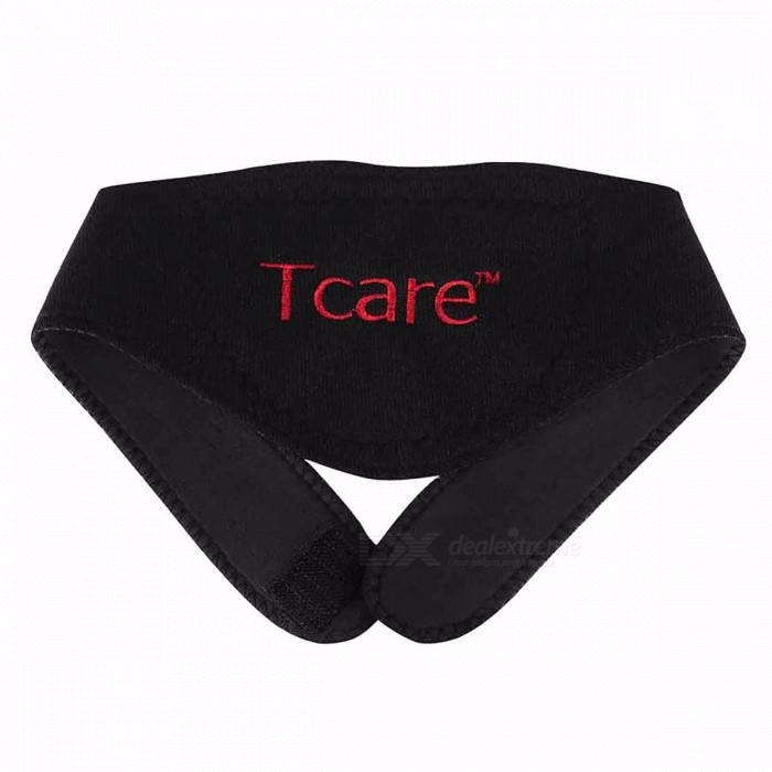 Tcare Tourmaline Massager Neck Belt, Self-heating Neck Support Brace, Magnetic Therapy Wrap Protective Band  Black MRelax and Massagers<br>Description<br><br><br><br><br>Item Type: Braces &amp;amp; Supports<br><br><br>Brand Name: Tcare<br><br><br><br><br>Effect: Bone Care<br><br><br>Material: Other<br><br><br><br><br><br><br><br><br><br><br><br>The functional principle of Magnetic protective gear: <br><br><br>&amp;nbsp;&amp;nbsp;&amp;nbsp; Magnetic therapy is the use of<br> artificial magnetic field in the bodys acupoint, meridians &amp;amp; <br>collaterals. No side effects. Safe and reliable. <br><br><br>&amp;nbsp;&amp;nbsp;&amp;nbsp;&amp;nbsp; The tourmaline protector <br>series of Tcare can soothe meridians &amp;amp; collaterals and massage <br>acupoint with the heat spell of nano material contacting with the skin <br>and the embedded magnet. It can not cure our disease, but Magnetic <br>therapy can increase blood flow and magnetic heating effect helping to <br>relax muscles and reduces fatigue. <br><br><br>&amp;nbsp;<br><br><br>Suitable for: <br><br><br>1.<br> As a gift to our father/mother/grandfather/grandmother/maternal <br>grandfather/maternal grandmother, take good care of them health. <br><br><br>2.People who always work sedentarily or in a prolonged standing position such as drivers or office workers. <br><br><br>3. Athletes or people doing regular exercise. <br><br><br>4. People who has health problem. <br><br><br>Usage: <br><br><br>&amp;nbsp; 1. Wipe the tourmaline function fabric with wet cloth to get a better effect. <br><br><br>&amp;nbsp; 2. Put the tourmaline function fabric close to the body, fixed on the location that needs physical therapy. <br><br><br>&amp;nbsp; 3. Appropriately adjust elasticity <br><br><br>(Please according to your skin feel decided to wear the length of time.) <br><br><br>&amp;nbsp;<br><br><br>Below crowd please use it cautiously: <br><br><br>&amp;nbsp; 1. Pregnant women and children please do not use this product. <br><br><b