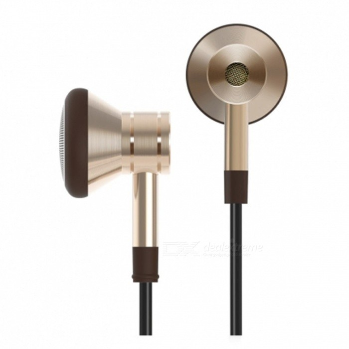 1More Piston Pod Earbud Earphone Headset with Remote Mic Retail Box for Xiaomi Note Mi Redmi Hongmi Original Brand 1 MORE EO303 BlackHeadphones<br>Description <br><br><br><br><br>Function: For Mobile Phone,Sport,Common Headphone,HiFi Headphone <br><br><br>Support APP: No <br><br><br><br><br>Connectors: 3.5mm <br><br><br>Support Apt-x: No <br><br><br><br><br>Support Memory Card: No <br><br><br>Line Length: 1.2m <br><br><br><br><br>Sensitivity: 107dB <br><br><br>Style: In-Ear <br><br><br><br><br>Plug Type: Line Type <br><br><br>Frequency Response Range: 20-20000Hz <br><br><br><br><br>Volume Control: Yes <br><br><br>Is wireless: No <br><br><br><br><br>Brand Name: 1MORE DESIGN <br><br><br>Vocalism Principle: Balanced Armature <br><br><br><br><br>Active Noise-Cancellation: Yes <br><br><br>Wireless Type: None <br><br><br><br><br>Waterproof: No <br><br><br>Communication: Wired <br><br><br><br><br>Control Button: Yes <br><br><br>With Microphone: Yes <br><br><br><br><br>Resistance: 32? <br><br><br><br><br><br><br><br><br><br>Color: Titanium, Gold <br><br><br>Plug: 3.5 mm Gold Plated <br><br><br>Wire Materials: Enameled Copper Wire <br><br><br>Line-control: Included <br><br><br>Rated Power: 5mW <br><br><br>Weight: 14.5g <br><br><br>Standard: GB/T 14471-1993 <br><br><br>Ship Time: in Stock, within 2 working days <br><br><br>Compatible with: Most Android devices <br><br><br>Compatible with 2: Volume control will not work for iOS <br><br><br>Key features:<br><br> Full frequency of Hi-Fi sound<br> Low distortion of sound<br> Kevlar-reinforced tangle-free cable<br> Gold-plated 3.5 mm plug<br> Fully compatible with most Android devices<br> Portable silicone carrying case<br> Special rabbit ear ear tips<br><br> Note: The volume control on these earphones is not compatible with iOS<br>