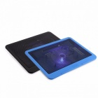 Portable-Super-Quiet-Cooler-Cooling-Fan-Pad-Base-USB-Stand-Big-Fan-for-14-Laptop-Notebook-Computer-Blue
