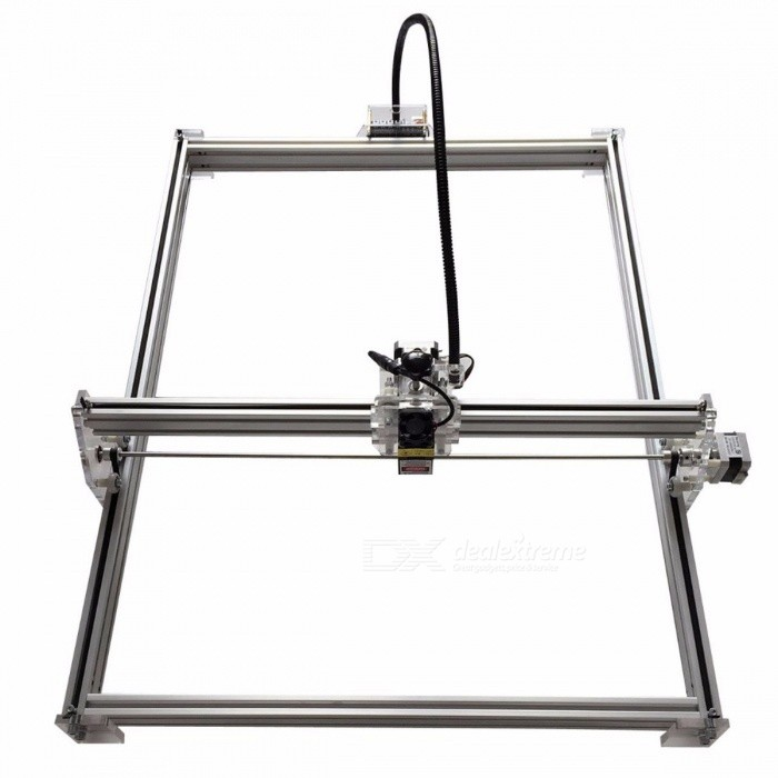 Buy 10000mw Mini Desktop DIY Laser Cutter Engraving Engraver, 10W Cutting Machine w/ Laser Mark on Metal, 100*100cm Big Work Area 10w with Litecoins with Free Shipping on Gipsybee.com