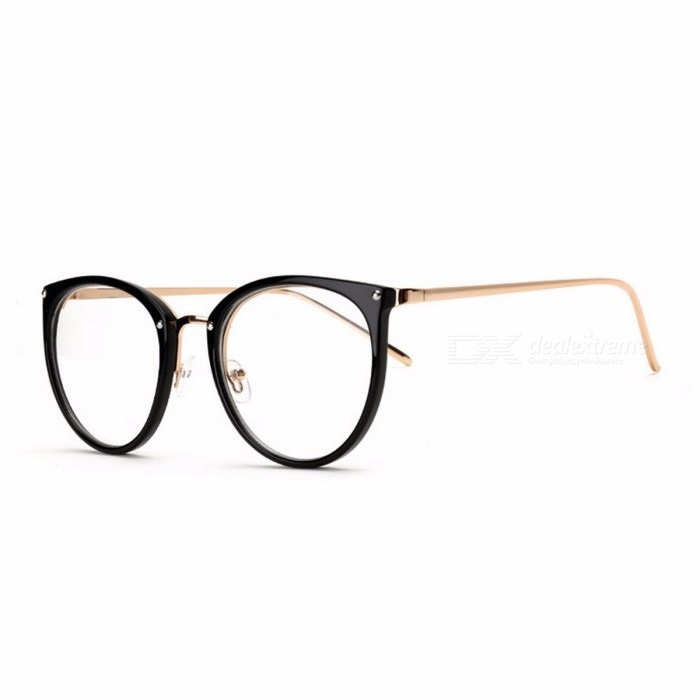 Stylish Vintage High Quality Transparent Clear Glasses Eyeglasses with Carrying Pouch for Women Girls BlackEyeglasses<br>Description<br><br><br><br><br>Item Type: Eyewear Accessories<br><br><br>Eyewear Accessories: Frames<br><br><br><br><br>Gender: Women<br><br><br>Pattern Type: Solid<br><br><br><br><br>Frame Material: Alloy<br><br><br>Brand Name: KDEAM<br>