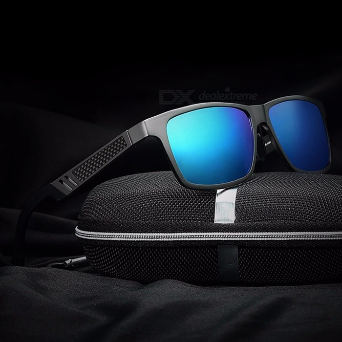 VEITHDIA 6560 Mens Aluminum Anti-Reflective Polarized Sunglasses, Square Mirror Sun Glasses Goggle Eyewear for Men GraySunglasses<br>Description<br><br><br><br><br>Eyewear Type: Sunglasses<br><br><br>Item Type: Eyewear<br><br><br><br><br>Lenses Optical Attribute: Anti-Reflective,Polarized,Mirror,UV400<br><br><br>Style: Square<br><br><br><br><br>Brand Name: Veithdia<br><br><br>Lenses Material: Polycarbonate<br><br><br><br><br>Gender: Men<br><br><br>Department Name: Adult<br><br><br><br><br>Frame Material: Aluminium Magnesium<br><br><br><br><br><br><br><br><br><br><br><br><br><br><br><br><br>Details:<br> • Lightweight, Aluminum-Magnesium Alloy Frame<br> • High Definition Polarized Lens<br> • Classic Square Unisex Style<br> • Available in 5 Colors (Black, Gray, Blue, Red, Silver)<br> • Including Zipper Case, Paper Box, Cloth, Brand Card, and Polarized Card<br><br><br><br><br><br>Size:<br> ? Lens Height: 41 mm<br> ? Nose Bridge : 13 mm<br> ? Lens Width: 63 mm<br> ? Temple Length: 133 mm<br> ? Frame Width: 151 mm<br><br> Note: Allow a 1-3 mm sizer error due to manual measuring<br>