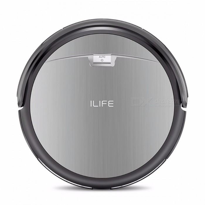 ILIFE A4S High Quliaty Stylish Robot Vacuum Cleaner with 1000PA Power Suction for Thin Carpet Home Use - EU