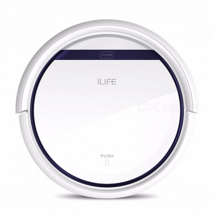 ILIFE V3S Pro Anti Collision Self Charging Robot Vacuum Cleaner, Home Household 600Pa Suction Sweep Machine for Pet Hair - EU